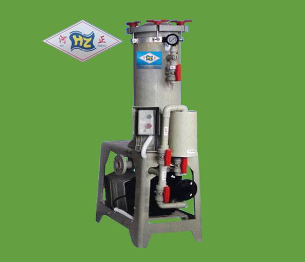 HZ2012、3033、4524电镀过滤机