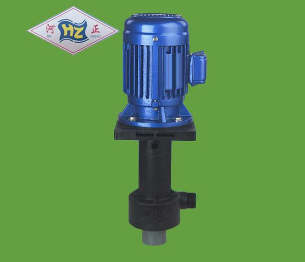 耐酸碱泵(HZE可空转直立式泵浦)