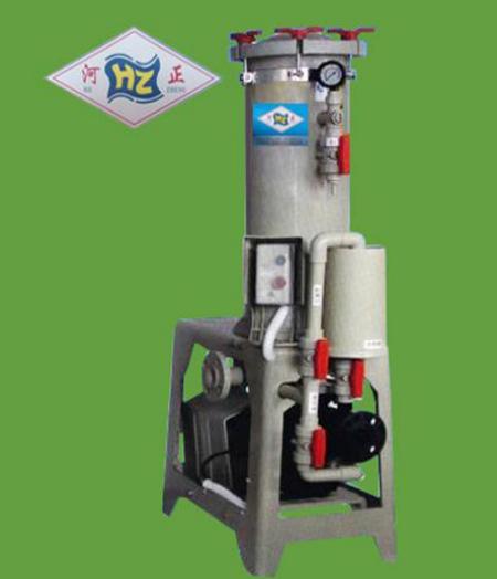 HZH-2012-2HP压板过滤机