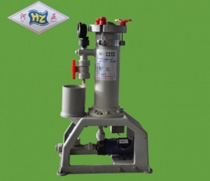 HZ1001、1002、1003、1004电镀过滤机