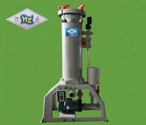 HZ2001、2002、2004电镀过滤机