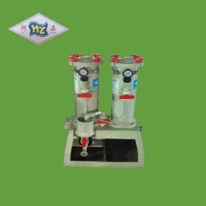HZBB-2004-2004-100R双桶精密过滤机