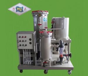 常熟HZ全自动高精密吸碳过滤机