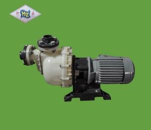 耐酸碱泵(HZDF同轴自吸式耐酸碱泵浦)