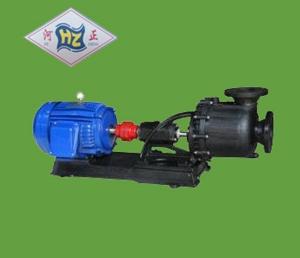HZDL连轴自吸式耐酸碱泵浦