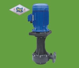 HZEB可空转直立式耐酸碱泵浦