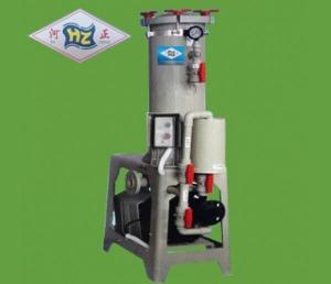 HZ2006、2008、2333电镀过滤机