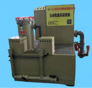 HZ-20寸-18支滤芯全自动滤芯清洗机