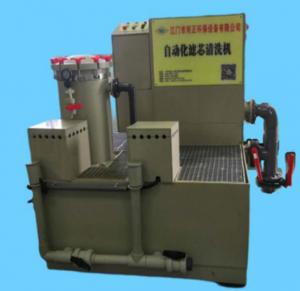 HZ-20寸-12支滤芯全自动滤芯清洗机