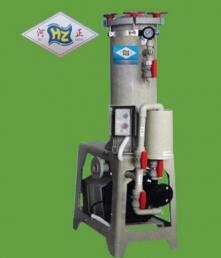 HZH-2006-1HP压板过滤机